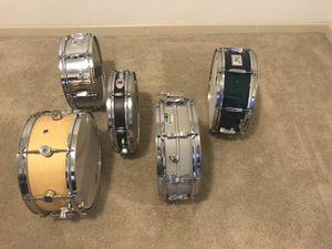 Snare drums for sale for Sale in Atlanta, GA