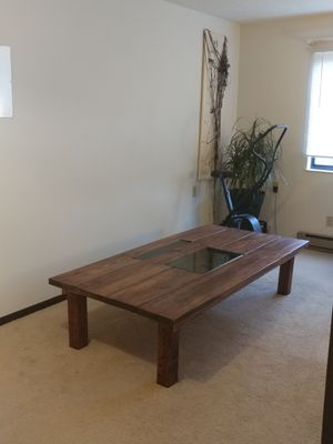 Asian Style Low Coffee Table for Sale in Summersville, WV