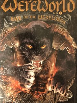 Wearworld - War Of The Wearlords Book 6 By Curtis Jobling for Sale in Phoenix,  AZ
