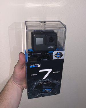GoPro Hero 7 Black for Sale in Kirkland, WA