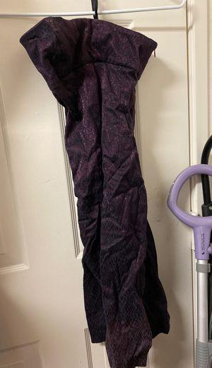 Purple strapless dress for Sale in Rialto, CA