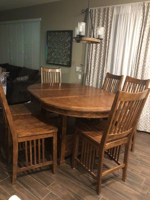 Counter height kitchen table for Sale in Peoria, AZ