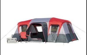 Ozark Trail 16-Person Cabin Tent Camping Hiking Outdoors Park Lake for Sale in Lewisville, TX