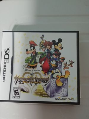 Kingdom Hearts Recoded DS game for Sale in Gulfport, FL
