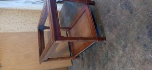 Old Wood Household Endtable for Sale in Wichita, KS