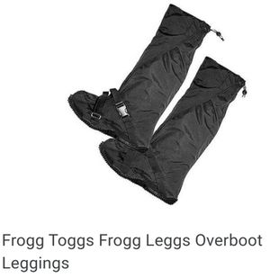Frogg Togg Leggs Overboot (Motorcycle) for Sale in Berwick, PA