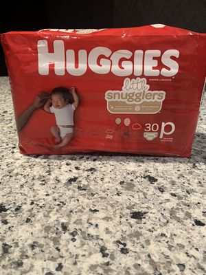 Huggies Premie diapers for Sale in Hanover Park, IL