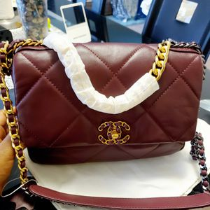 19 large flap Chanel bag for Sale in Annandale, VA