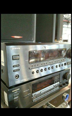 Onkyo Receiver TX-SR603X in great working condition. for Sale in Largo, FL