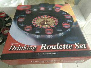 Drinking Roulette set for Sale in Abilene, TX