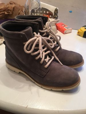 Grey Timberland Boots, Women's sz. 7 for Sale in Portland, OR