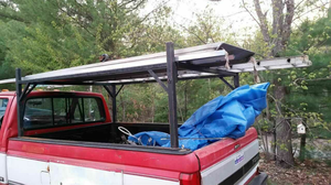 Ladder Racks Heavy Duty fits Ford F-Series 8' bed 1987-1996 Also Used Ford F-Series Truck Parts 1987-1996 for Sale in Norton, MA