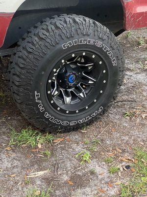 Fuel ranger wheels for Sale in Wimauma, FL