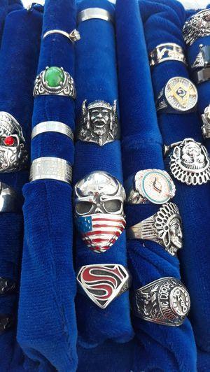 Rings for men for Sale in Fresno, CA
