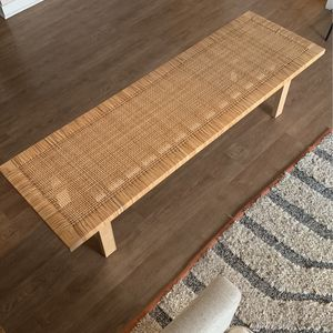 Wicker Coffee Table for Sale in Los Angeles, CA