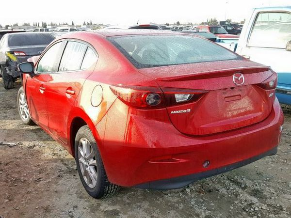 2015 mazda 3 for parts 2014 2016 2017 2018