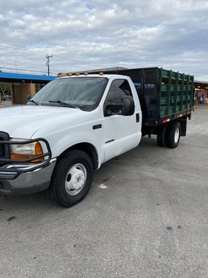 Need gone ASAP 2000 Ford F-350 7.3 FlatBed diesel for Sale in San Antonio, TX