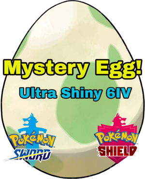 Pokemon Sword And Shield Mystery Eggs! for Sale in Spring Hill, FL