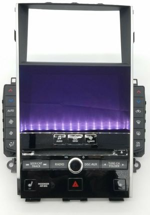OEM INFINITI RADIO AC HEATER CLIMATE CONTROL PANEL LOWER SCREEN 25391-4HB1B for Sale in Fort Lauderdale, FL