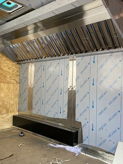 Food Trailer Vent Hood Install (hablamos Español ) for Sale in Richardson,  TX