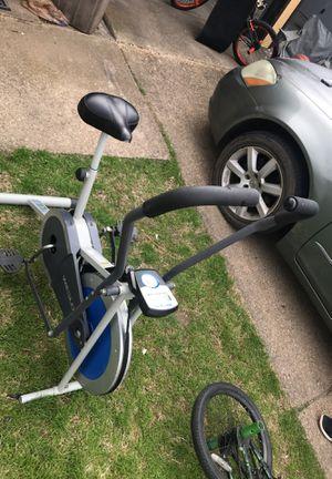 Bisicleta para haser ejercicio for Sale in Grand Prairie, TX