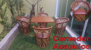 Equipales sets (outdoor furniture) for Sale in Wittmann, AZ