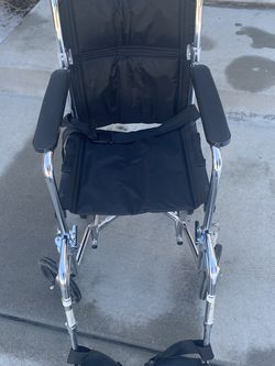 Wheelchair With Foot Pads for Sale in West Valley City,  UT