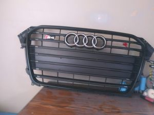 2009-2012 AUDI A4 & S4 front Bumper Grille Cover OEM Used 8K0.853.651.P for Sale in Wilmington, CA