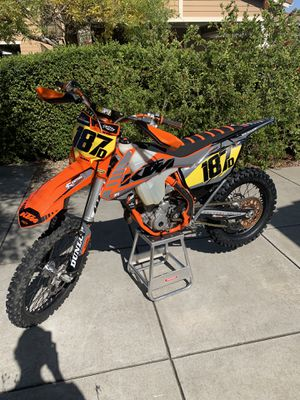 Ktm 250 xcf for Sale in Livermore, CA