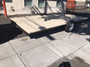 Flatbed trailer for Sale in Portland, OR
