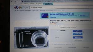 DMC tz5 camera for Sale in Port St. Lucie, FL