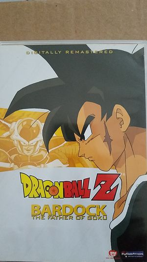 Dragonball z bardock the father of goko for Sale in Chicago, IL