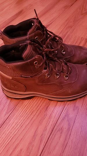 Timberland hiking boots size 7 in mens check description for Sale in Boyds, MD