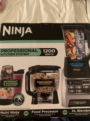 Ninja professional blender for Sale in Burbank, CA