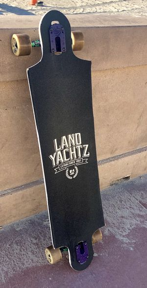Landyachtz the 9 two 5 longboard for Sale in San Diego, CA