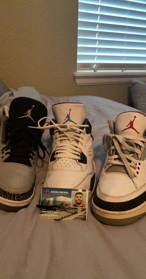 Jordan's size 12&13 for Sale in Littleton, CO