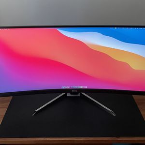 "BenQ EX3501R 35"" Ultrawide Monitor for Sale in Los Angeles, CA"