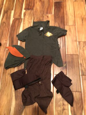 Disney Peter Pan costume size 4-5 for Sale in Issaquah, WA