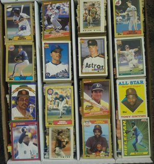 3,200 Baseball Cards!!! for Sale in Hemet, CA