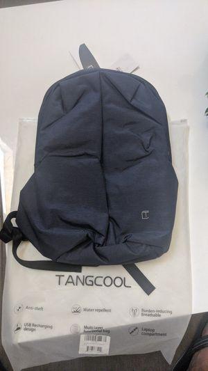 Tangcool Brand Fashion Design Men Waterproof Backpacks Travel School Backpack for Sale in Henderson, NV