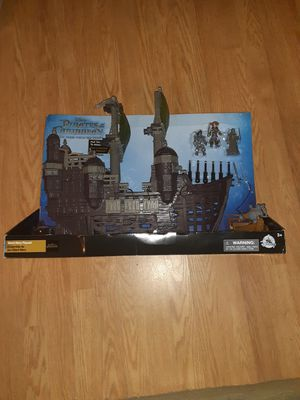 Pirates of the Caribbean silent Mary playset for Sale in Victoria, TX