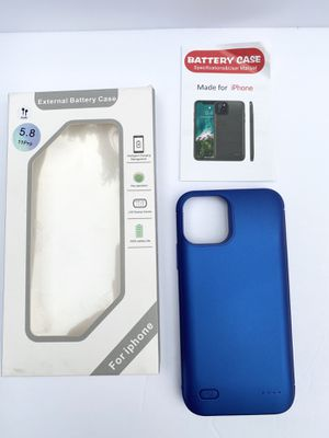 iPhone 11 Pro battery case for Sale in Carson, CA