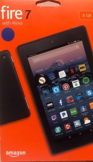 Amazon Fire 7 with Alexa tablet for Sale in Alafaya, FL