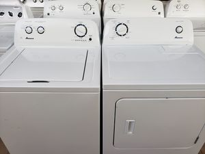 Amana washer and electric dryer *High efficiency for Sale in Phoenix, AZ