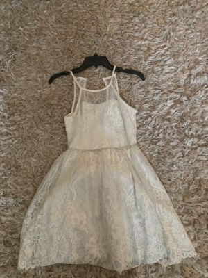 Wedding dress for girls 9-11 for Sale in Tamarac, FL