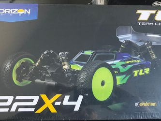 TLR 22X-4 Team Losi 4WD Buggy 1/10 for Sale in Long Beach,  CA