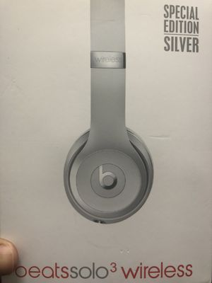 Beats solo 3 wireless for Sale in Marietta, GA