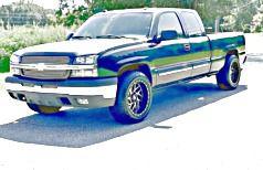 ֆ14OO 4WD CHEVY SILVERADO 4WD for Sale in Monroe, MI