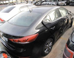 2018 Hyundai Elentra Parts Only for Sale in Grand Prairie, TX