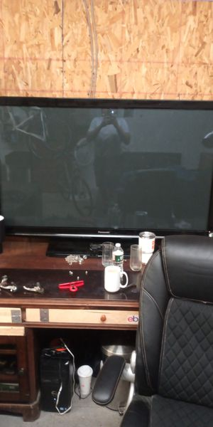 Panasonic TV 63 inch for Sale in Walpole, MA